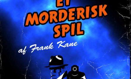 Frank Kane: Et morderisk spil