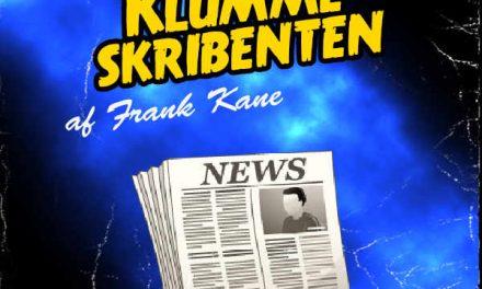 Frank Kane: Klummeskribenten